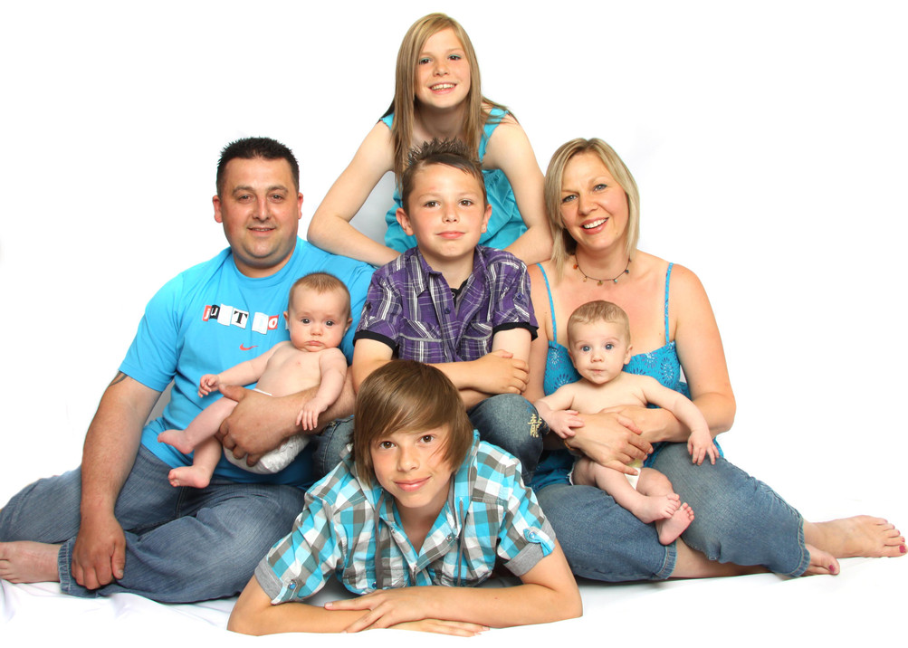 The Vandries Family