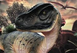 Hire Jurassic Themed Dinosaur Props