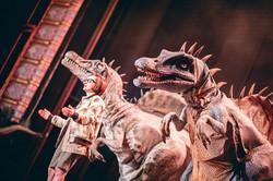 Spinosaurus Jurassic Earth Theatre Show.