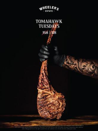 Tomahawk Tuesdays