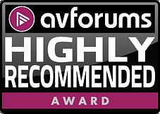av-forum-award-highly-recommended-500x35
