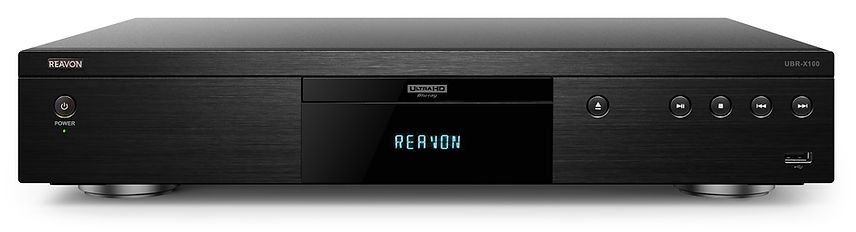REAVON-UBR-X100 full digital universal 4K UHD player