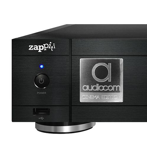 Audiocom Modifications for Zappiti Pro 4K HDR