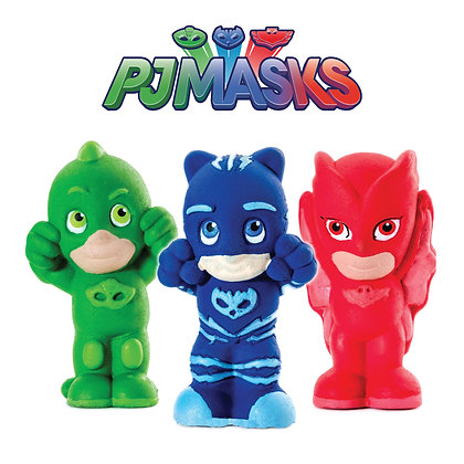 PJ Masks Hatching Figurines