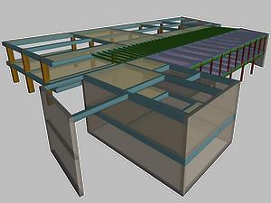 vulnerabilidad estructural duseño estructural en concreto combinada con metalicas