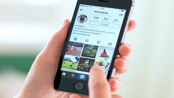 Instagram: Adicionar e alternar entre várias contas