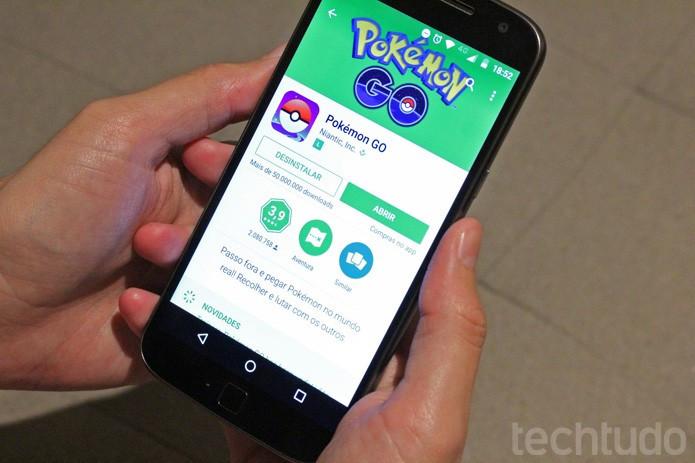Pokémon Go, pokemon go no brasil, estreia pokemon go