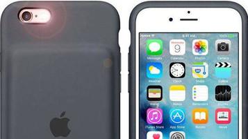Apple lança case com bateria embutida para iPhone