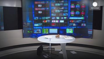 Âncora desaparece durante transmissão de jornal