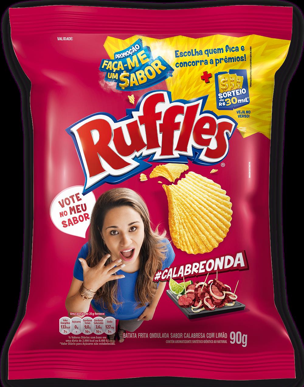 Ruffles Calabreonda