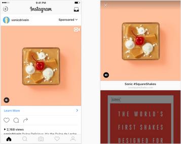 Instagram lança novidades para anúncios