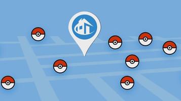 Localização é tudo: App de imóveis mostra onde existem Ginásios Pokémons