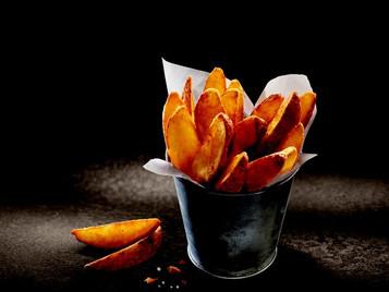 McDonald's no Brasil 'copia' França e lança batata rústica em restaurantes