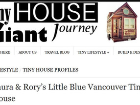 Tour our tiny house!