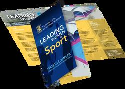 EGGS Sports brochure