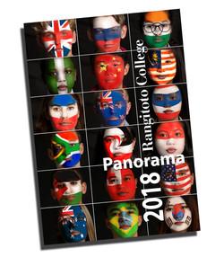Rangitoto College Yearbook 2018