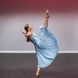 Summer Bradley dance performance