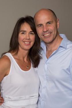 Philip and Suzanne Bradley