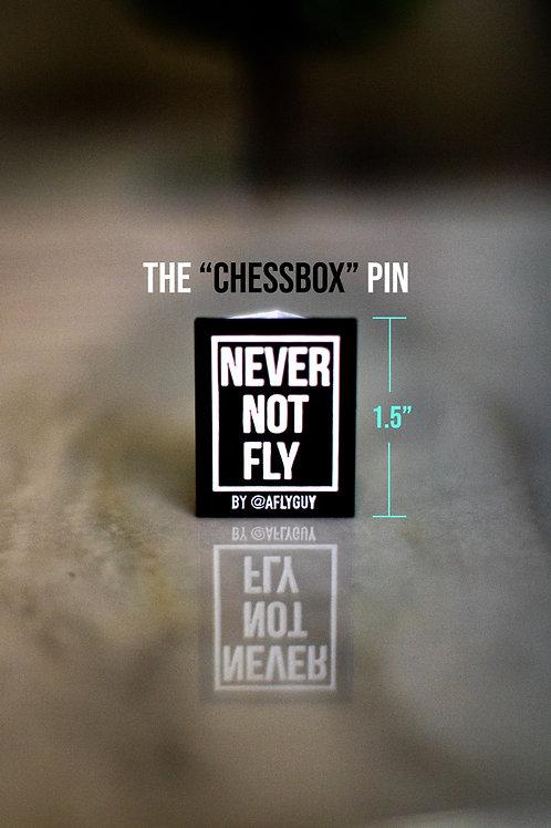 Chessbox Pin