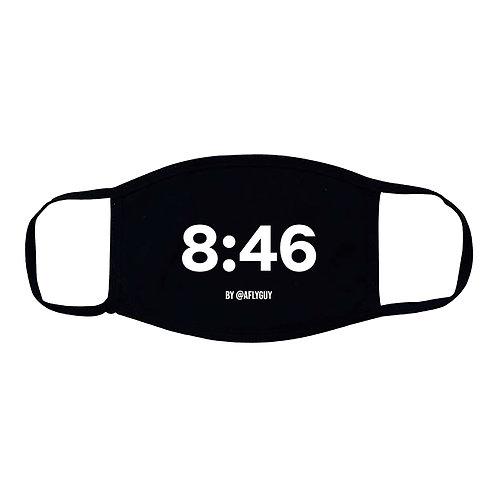 8:46 Unisex Face Mask