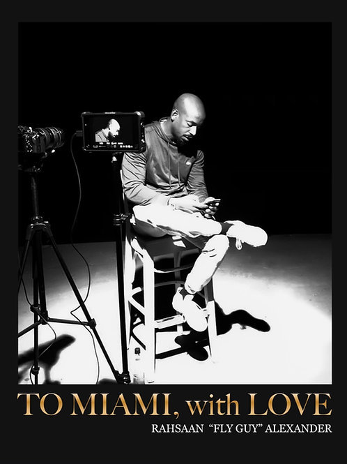 To Miami, with Love: Third Edition Photography Book SHIPS MARCH 2021