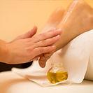 Massage pour soulager