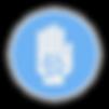 icone problème de peau (psoriasis, acné, eczéma)