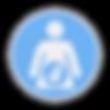 icone femme enceinte (difficulté à être enceinte, préparation à l'accouchement)