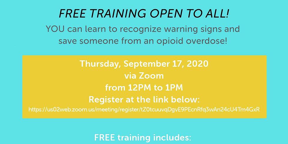 FREE Narcan Training