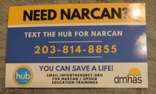 Narcan Cards