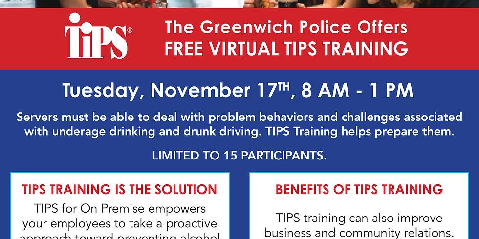 FREE Virtual TIPS Training