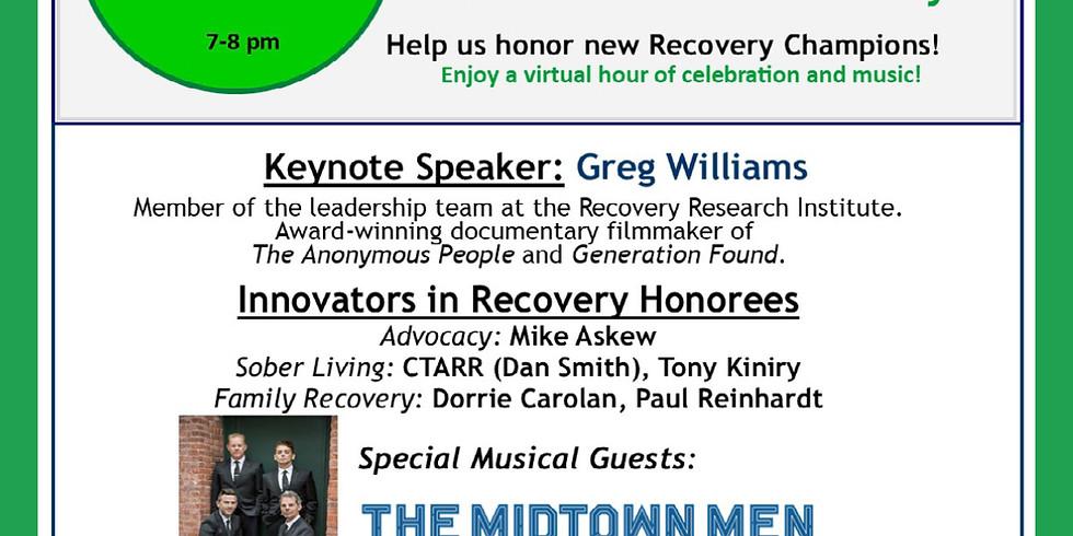Virtual Recovery Celebration