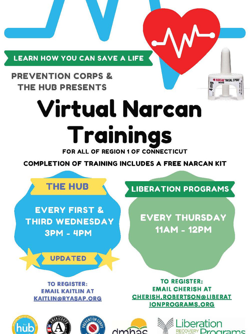 Narcan Trainings