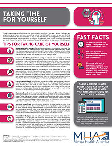 Fact Sheet - Taking Time for Yourself.jp