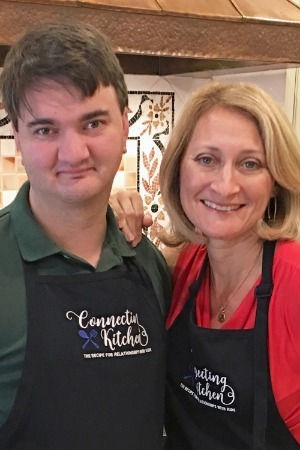 Meryl Hunte, Connecting Kitchens