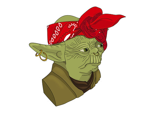 Yoda Shakur