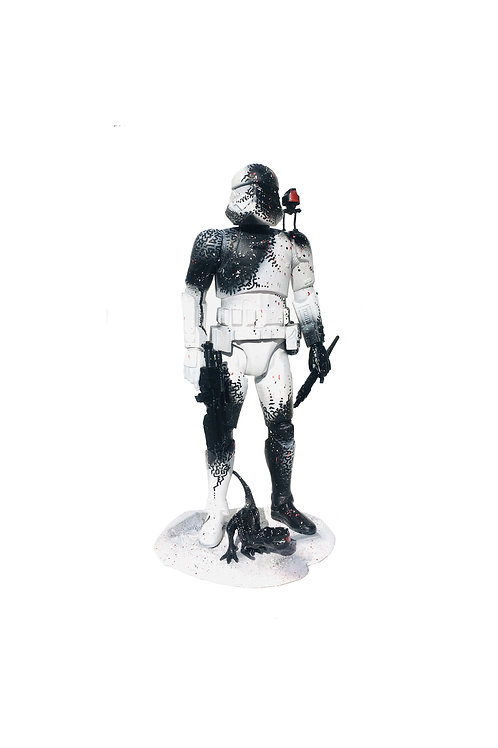 KN Artwork : BLACK AND WHITE TROOPER
