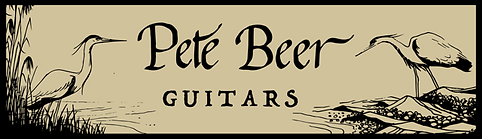Pete Beer Guitars