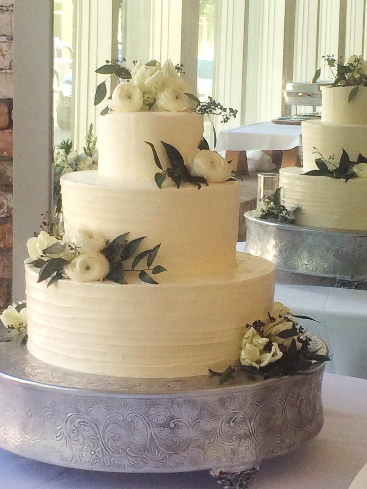 Craft Bakery Pensacola FL Wedding Cake 4