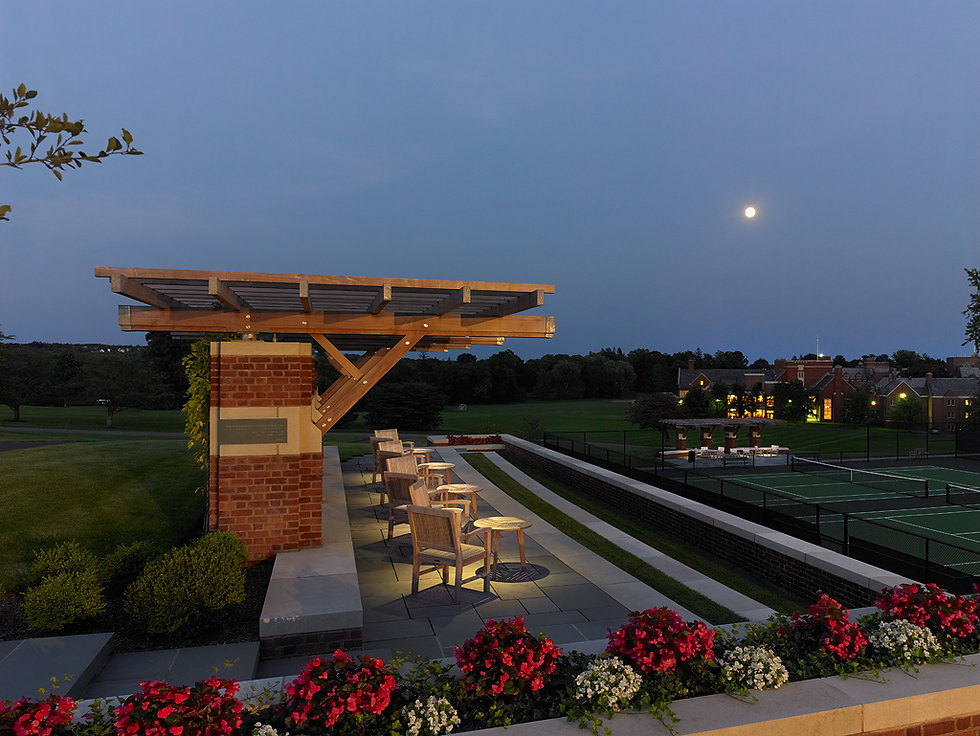0 - Taft Tennis Pavilion Night.jpg