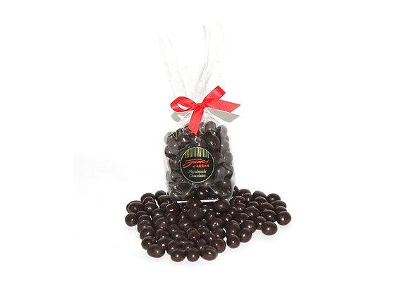 150g Bag of Dark Chocolate coated Coffee Beans