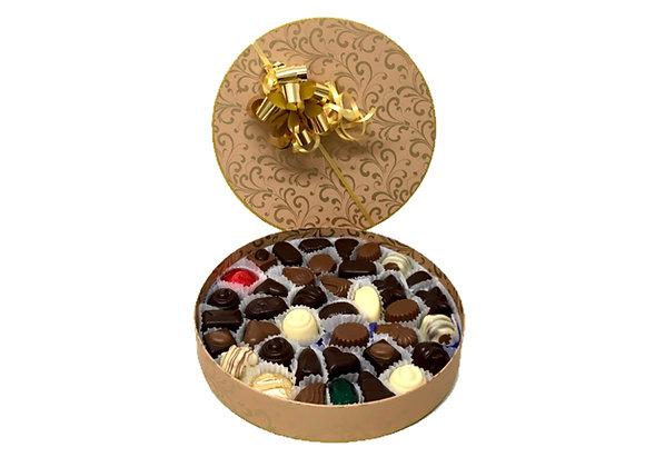 550g Round Gift Box