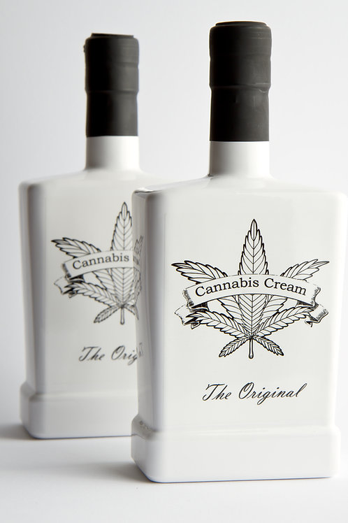 Pacco 2 bottiglie Cannabis Liquore