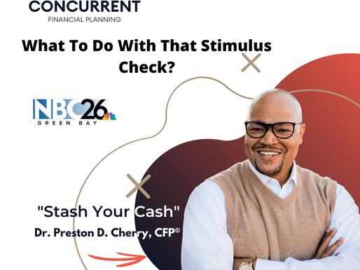 "Green Bay NBC 26: ""Stash Your Cash"""
