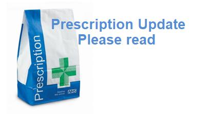 NHS Prescription Charges – Changes in April 2021
