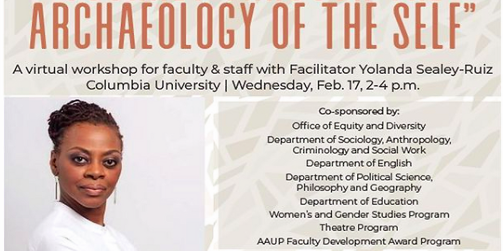 Eastern Connecticut State University - Taking the Antiracist Journey Through the Arch of Self