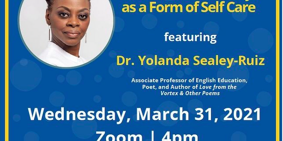 Inaugural Black Literacy Roundtable at University of Delaware - Black Racial Literacy as a Form of Self Care