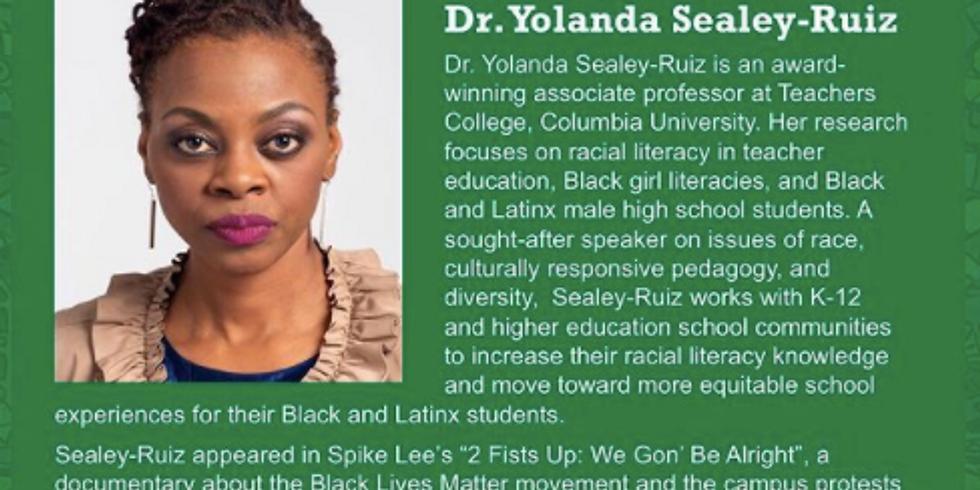 Chabot College Speaker Series - Dr. Yolanda Sealey-Ruiz