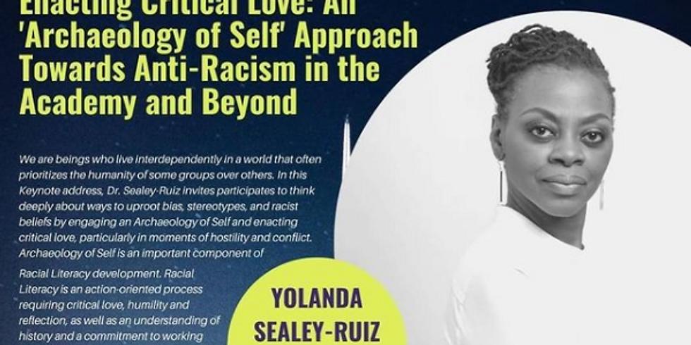 JoLLE 2021 Virtual Winter Conference Keynote Speech - Enacting Critical Love