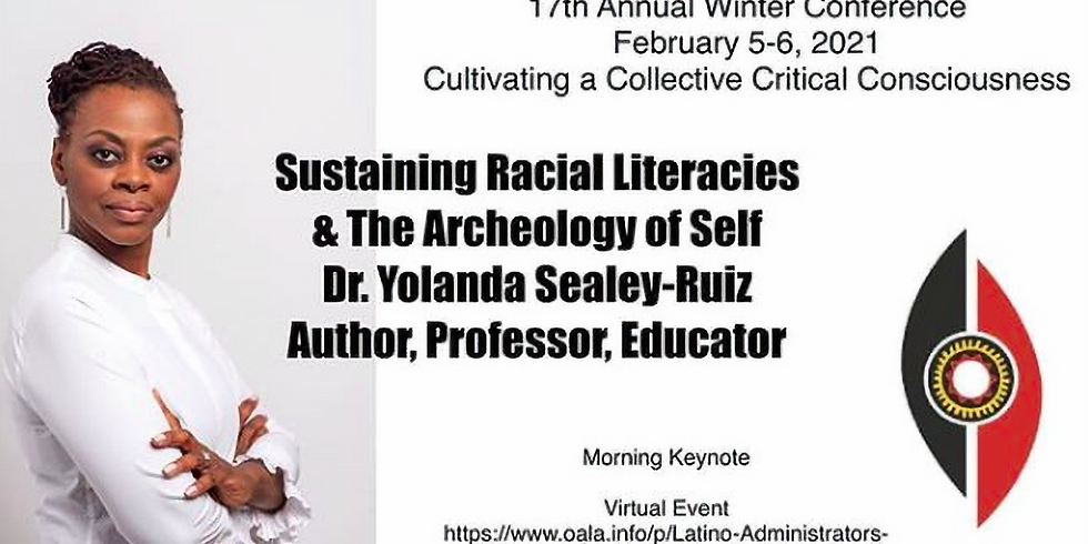 Sustaining Racial Literacies & The Archaeology of Self